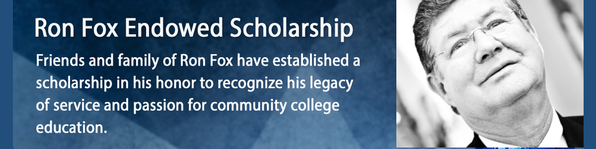 Ron Fox Scholarship